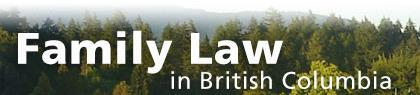Family Law in BC