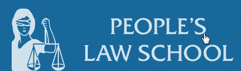 People's Law School